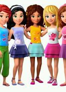 Lego Friends, epizoda 1