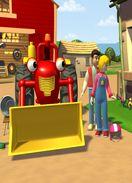 Traktor Tom, epizoda 24